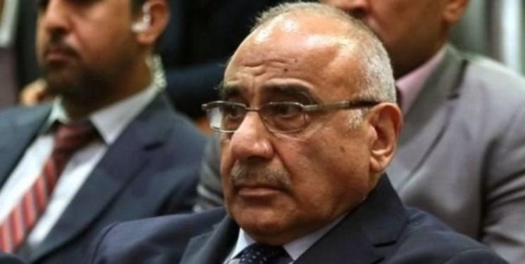 اربیل: از دولت عبدالمهدی حمایت می کنیم