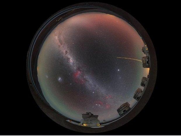فردا مقارنه ماه و پرنورترین ستاره صورت فلکی ثور رخ می دهد