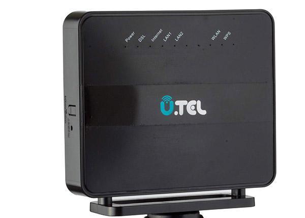 معرفی مودم روتر VDSL یوتل V301: ساخت ایران برای کاربران معمولی اینترنت