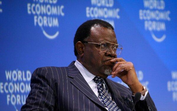 رئیس جمهوری کنونی نامیبیا پیروز انتخابات شد