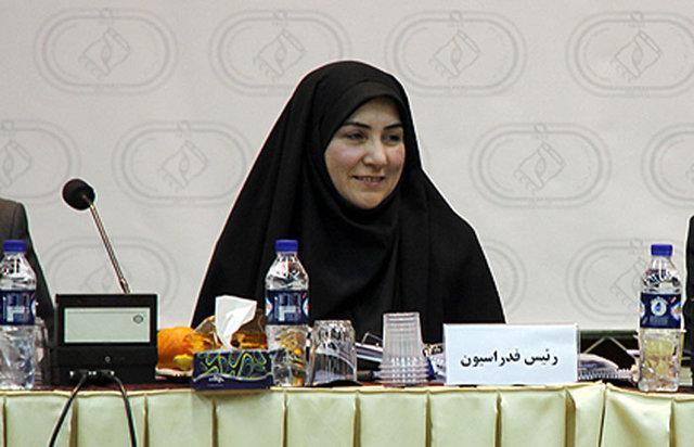 محمدیان: به دنبال طرح صندلی حقوقی زنان در اساسنامه فدراسیون ها هستیم