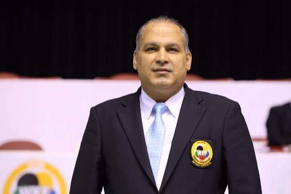 رئیس کمیته داوران کاراته به فرانسه دعوت شد