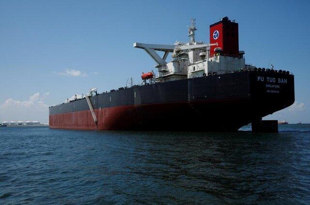 رویترز: برطرف تحریم های آمریکا علیه شرکت کشتیرانی چینی جهش قیمت نفت در واکنش به تصمیم سازمان جهانی بهداشتآغاز به کار ائتلاف دریایی اروپایی در تنگه هرمز