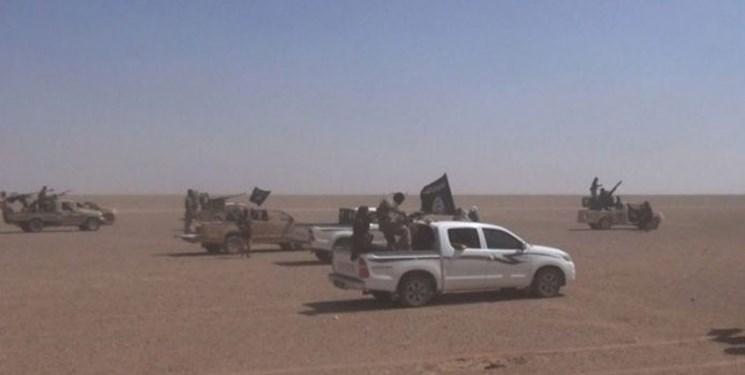افشای تداوم یاری تسلیحاتی آمریکا به داعش در غرب عراق