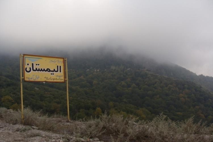 مفقود شدن 5 گردشگر در جنگل های المیستان