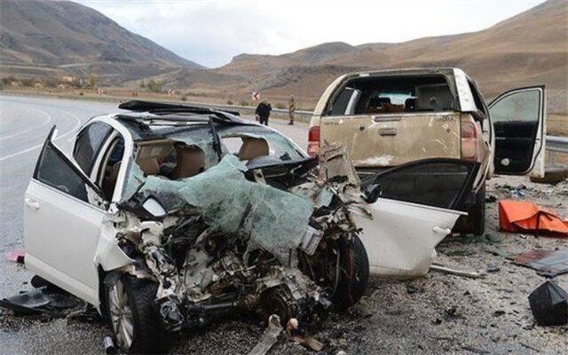 سال جاری تصادفات جاده ای در آذربایجان غربی 11درصد رشد داشت