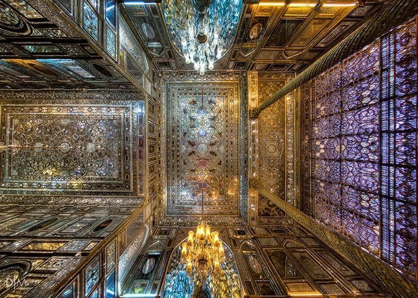 گنجینه های طبیعت و معماری ایران ، مجموعه عکس از محمدرضا دمیری