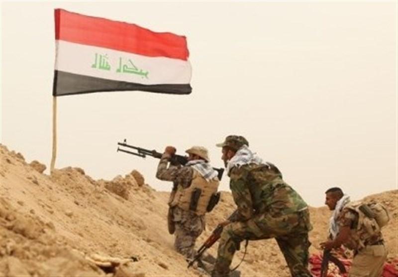 عملیات حشد شعبی در استان نینوای عراق