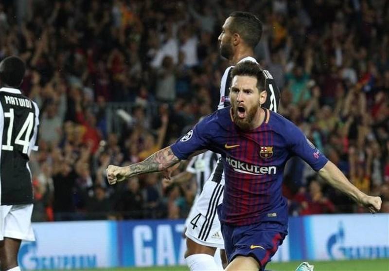 بارسلونا با گل های مسی، یوونتوس را شکست داد، پیروزی چلسی، پاری سن ژرمن، بایرن و منچستر