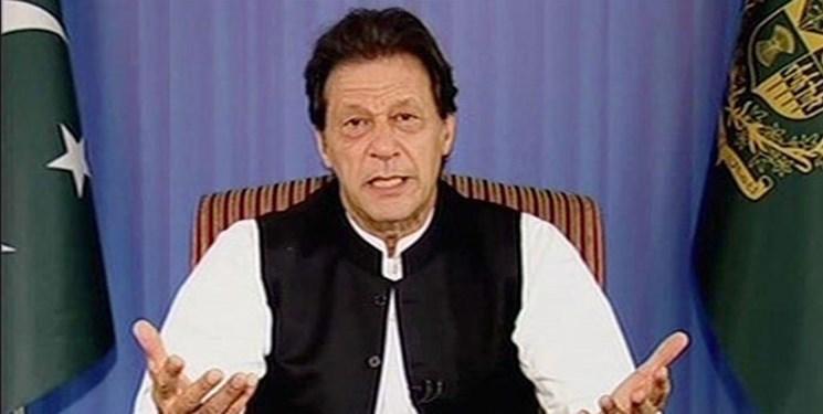 عمران خان خواهان لغو تحریم های ضدایرانی آمریکا شد