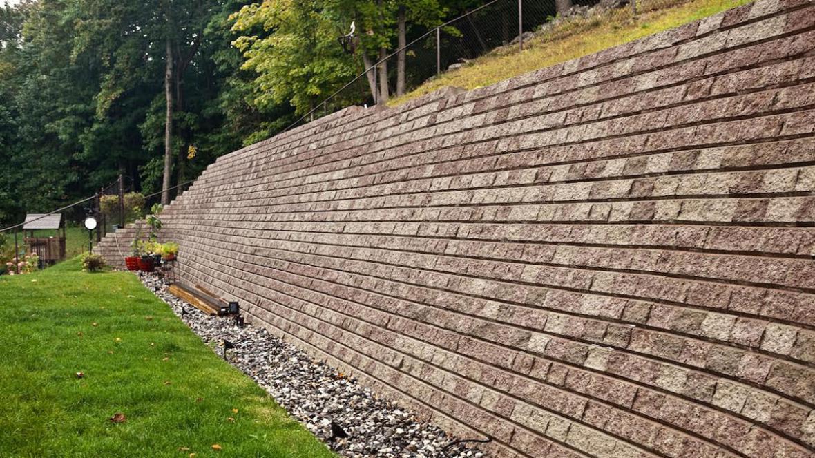 انواع دیوار حائل ؛ از وزنی تا گابیونی برای پروژه های عمرانی