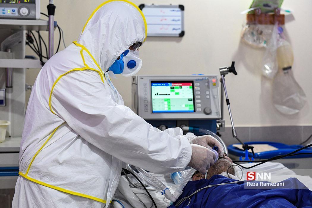 400 بیمار حاد تنفسی در بیمارستان های گیلان بستری هستند