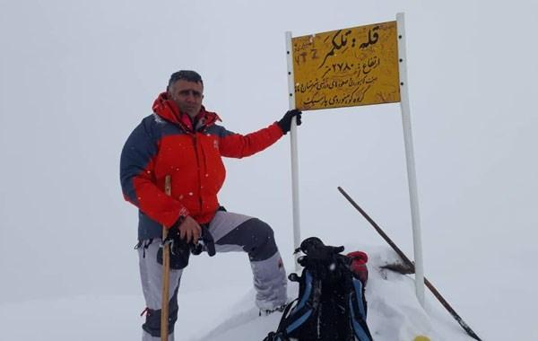 بازرس فدراسیون کوهنوردی انتخاب شد