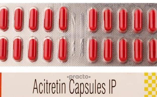 آسیترتین؛ موارد مصرف، عوارض جانبی
