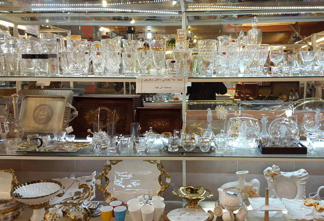 قیمت رهن، اجاره و خرید مغازه در بازار شوش