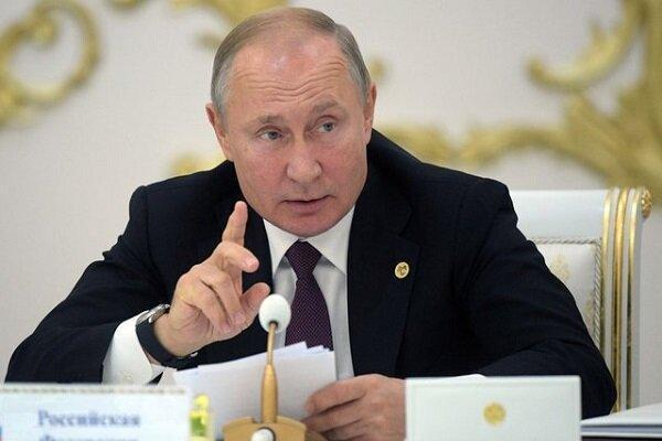 پوتین زمان رأی گیری اصلاحات قانون اساسی در روسیه را گفت