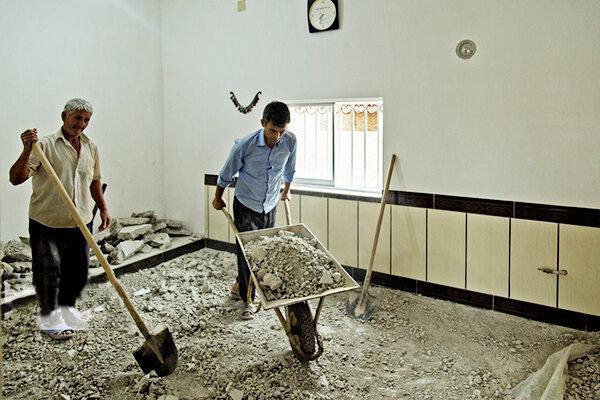 تردید سیل زدگان گلستانی برای کوچ به خانه های نوساز