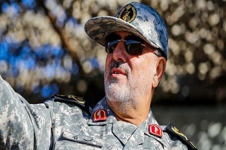 واکنش سردار پاکپور به ادعای یک مقام ترکیه، حضور عناصر پ ک ک در خاک ایران کذب است