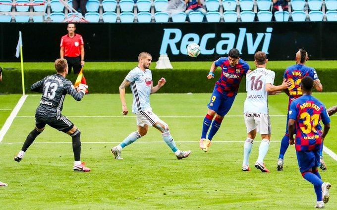 سلتاویگو 2 - 2 بارسلونا؛ جهنمی به نام بالایدوس!