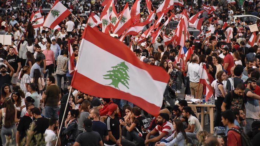 اعتراضات لبنان از اوضاع بد مالی ادامه دارد