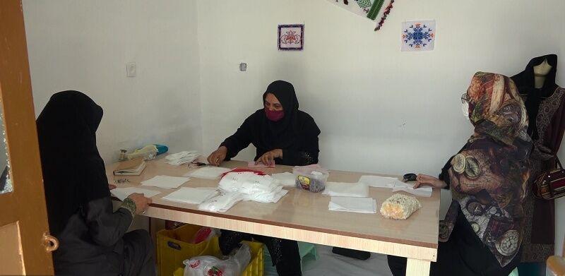 خبرنگاران خانه صنایع دستی کدخدای بیرجند به بهره برداری رسید