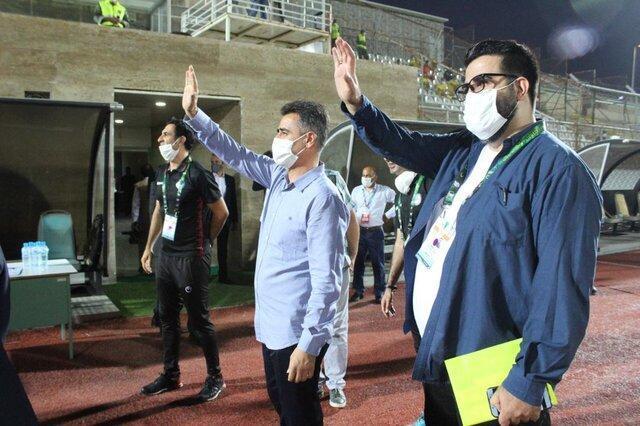 اعتراض شدید پورموسوی به کمیته استیناف به خاطر برگزاری بازی با استقلال