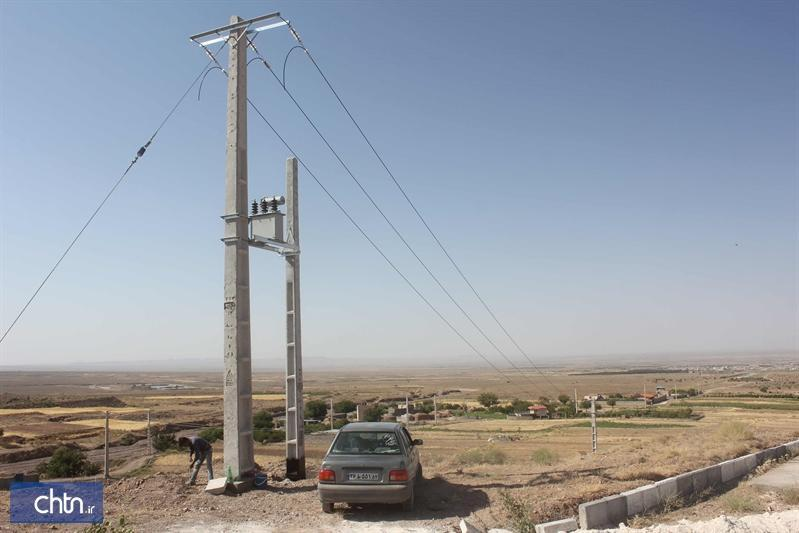 اتمام عملیات برق رسانی به مجتمع گردشگری کاه کوه سرایان