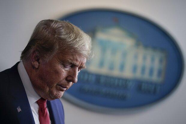 19 درصد آمریکایی ها عملکرد دولت در مقابل کرونا را تائید می نمایند