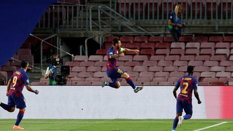 خبرنگاران تقابل عظیم در لیگ قهرمانان اروپا؛ بارسلونا و بایرن به هم رسیدند