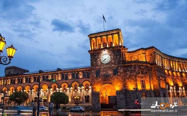 هزار پله یا کاسگاد؛از بهترین جاذبه های ارمنستان، عکس
