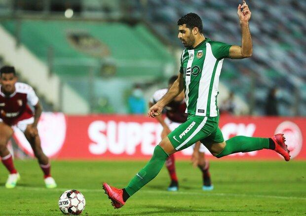 طارمی بعد از په په دومین بازیکن پرطرفدار پرتغال در اینستاگرام