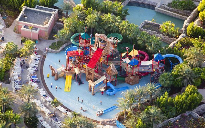 پارک آبی آکوا ونچر؛ از مفرح ترین و دیدنی ترین جاذبه های دبی، عکس