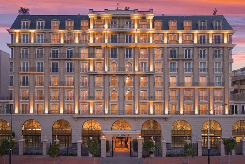 معرفی 10 هتل برتر شهر کیپ تاون