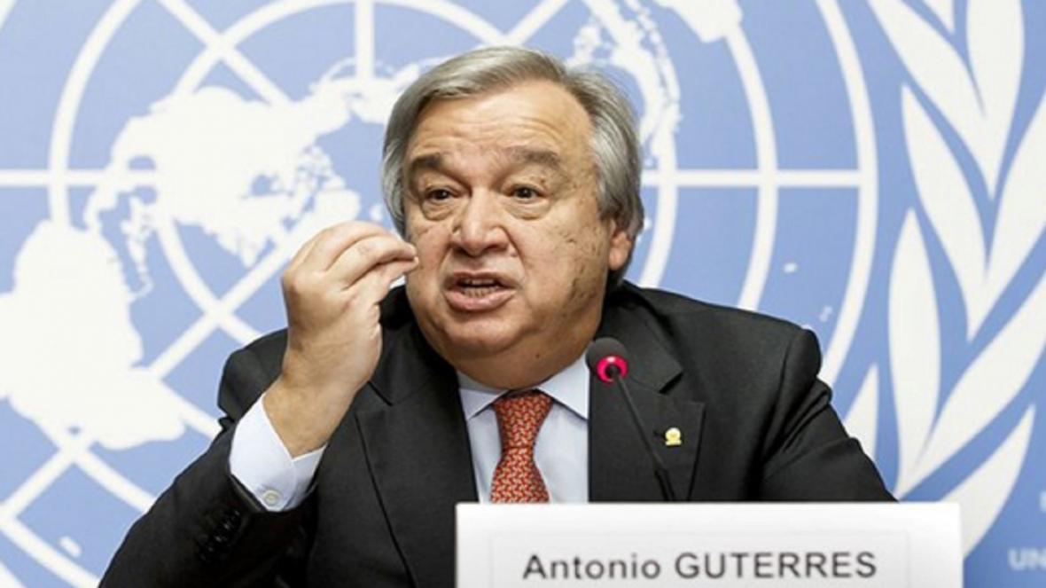 گوترش: ارمنستان و جمهوری آذربایجان مذاکرات درباره قره باغ را از سربگیرند