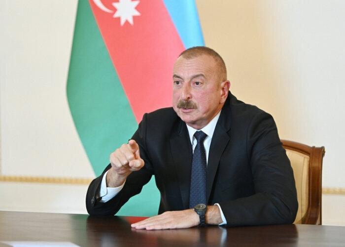 علی اف از توافق جدید آتش بس انتقاد کرد