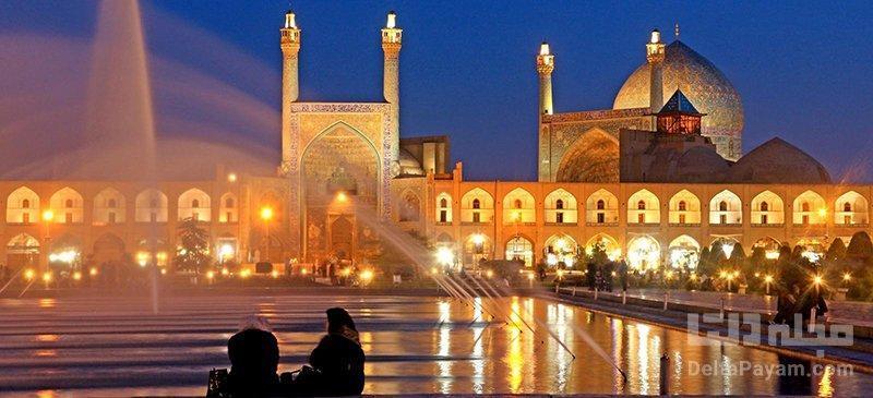 مسجد جامع اصفهان؛ شکوه معماری صفوی