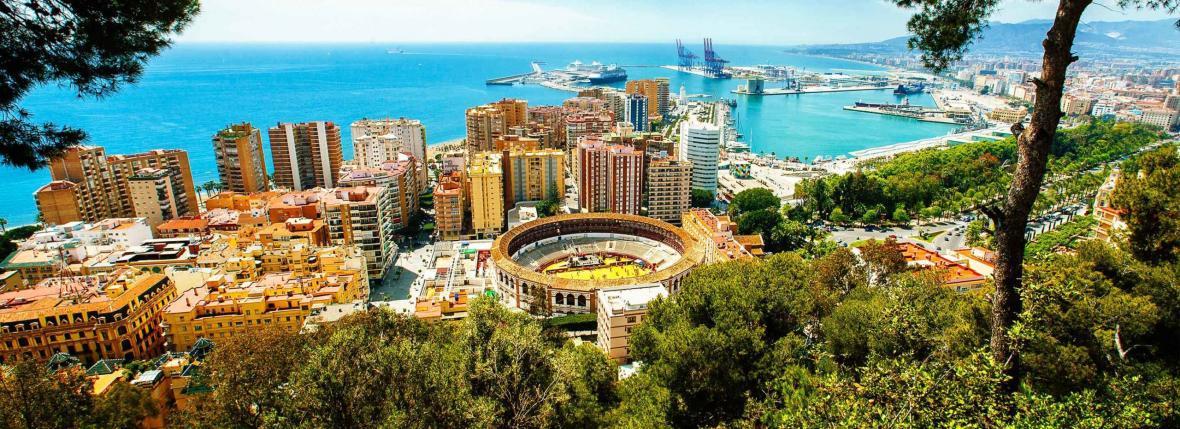 شهر مالاگا، جواهری در جنوب اسپانیا