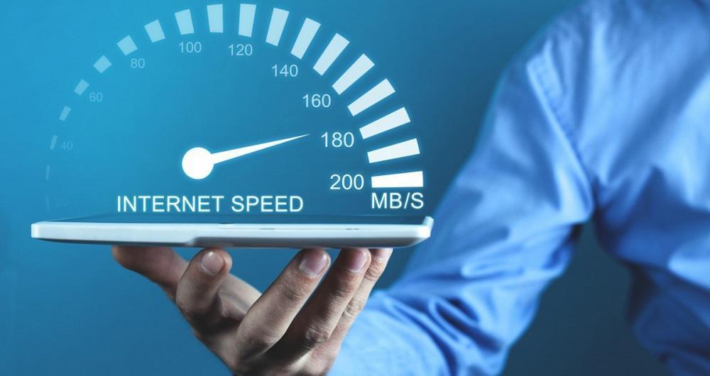 سریع ترین و کندترین اینترنت موبایل در جهان