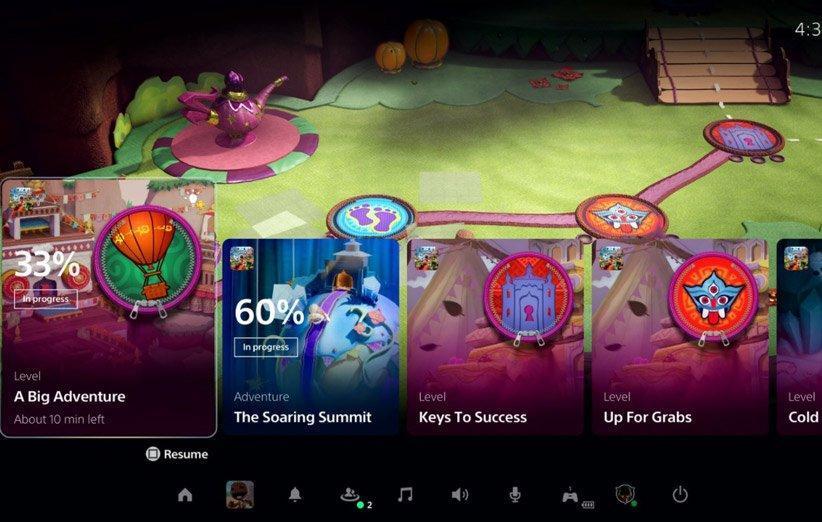 ایده رابط کاربری متفاوت PS5 از کجا آمده است؟