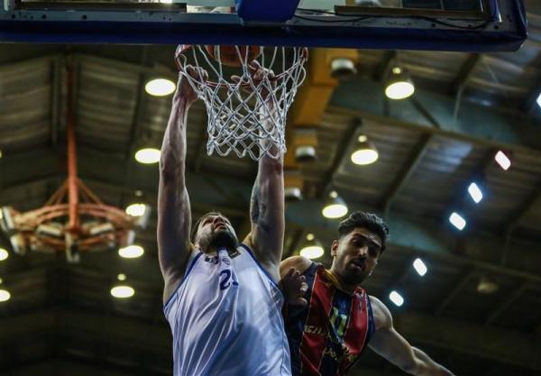 لیگ برتر بسکتبال، پیروزی شهرداری قزوین با 40 امتیاز گرنت