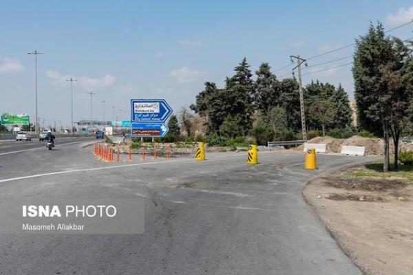 تامین اعتبار به منظور احداث چهارخطه کیان-بهرام آباد به طاقانک