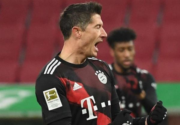 بوندس لیگا، بایرن مونیخ با پیروزی نیم فصل نخست را به سرانجام رساند
