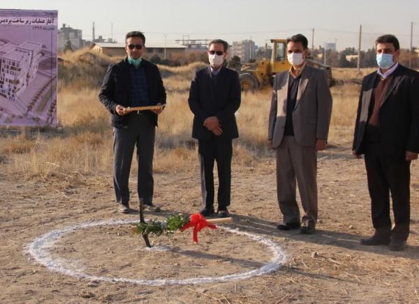 کلنگ احداث پردیس علم و فناوری در دانشگاه فردوسی مشهد به زمین زده شد