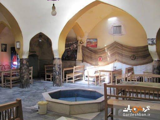 حمام قاجاری قیصریه سبزوار، عکس