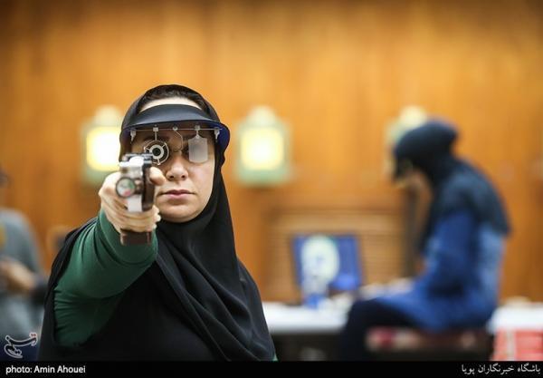 جام جهانی پارا تیراندازی، رکوردشکنی ساره جوانمردی و راهیابی دو نماینده ایران به فینال