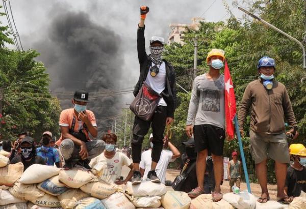 میانمار در سوگ خونبارترین روز پس از کودتا ، سازمان ملل قتل عام معترضان را محکوم کرد