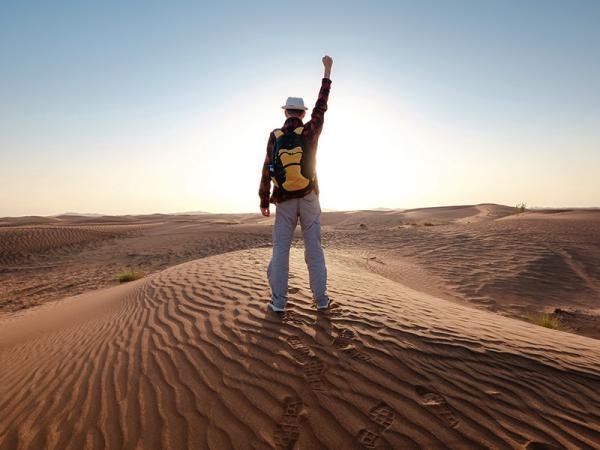 چرا باید تنها سفر کردن را تجربه کنیم؟