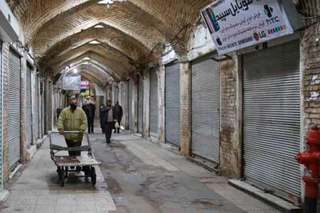 تعطیلی اصناف پایتخت یک هفته دیگر تمدید شد