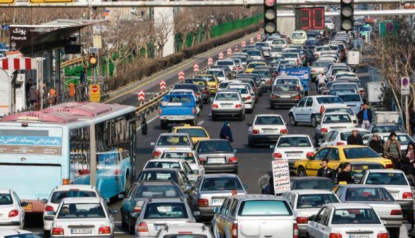 طرح ترافیک در تهران از فردا لغو می گردد