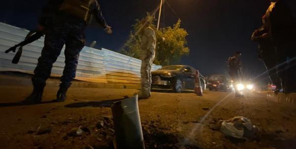 حمله پهپادی به محل استقرار نیرو های آمریکایی در پایگاه بلد عراق